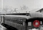 Image of Railroad train Ohio United States USA, 1915, second 8 stock footage video 65675025396