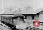 Image of Railroad train Ohio United States USA, 1915, second 10 stock footage video 65675025396