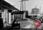Image of Railroad train Ohio United States USA, 1915, second 11 stock footage video 65675025396