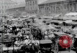 Image of Busy market street United States USA, 1919, second 7 stock footage video 65675025398