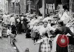 Image of Busy market street United States USA, 1919, second 11 stock footage video 65675025398