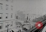 Image of Train passing Hippodrome New York United States USA, 1919, second 7 stock footage video 65675025399