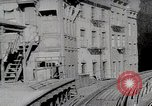 Image of Train passing Hippodrome New York United States USA, 1919, second 8 stock footage video 65675025399