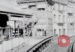 Image of Train passing Hippodrome New York United States USA, 1919, second 9 stock footage video 65675025399