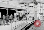 Image of Train passing Hippodrome New York United States USA, 1919, second 10 stock footage video 65675025399
