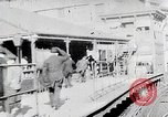 Image of Train passing Hippodrome New York United States USA, 1919, second 11 stock footage video 65675025399