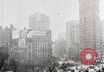 Image of Flat Iron Building New York City USA, 1919, second 3 stock footage video 65675025401