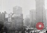 Image of Flat Iron Building New York City USA, 1919, second 6 stock footage video 65675025401