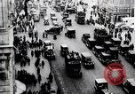 Image of busy street New York United States USA, 1919, second 3 stock footage video 65675025402