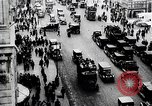 Image of busy street New York United States USA, 1919, second 4 stock footage video 65675025402