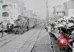 Image of train station United States USA, 1919, second 3 stock footage video 65675025407