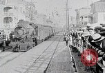 Image of train station United States USA, 1919, second 5 stock footage video 65675025407