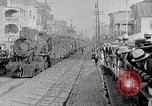 Image of train station United States USA, 1919, second 6 stock footage video 65675025407