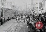 Image of train station United States USA, 1919, second 9 stock footage video 65675025407