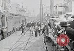 Image of train station United States USA, 1919, second 11 stock footage video 65675025407