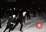 Image of Men and women skate United States USA, 1919, second 6 stock footage video 65675025411