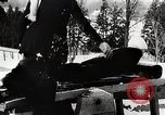 Image of Luge race United States USA, 1919, second 5 stock footage video 65675025414