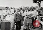 Image of Dario Resta and Mercedes race car, number 24 Minnesota United States USA, 1915, second 6 stock footage video 65675025415