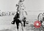 Image of Rodeo show United States USA, 1919, second 9 stock footage video 65675025416