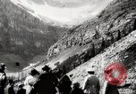 Image of City people mountain climbing Western United States USA, 1919, second 8 stock footage video 65675025422