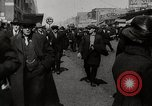 Image of Busy market street near Ford Factory Michigan United States USA, 1926, second 4 stock footage video 65675025428