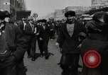 Image of Busy market street near Ford Factory Michigan United States USA, 1926, second 5 stock footage video 65675025428