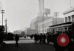 Image of Busy market street near Ford Factory Michigan United States USA, 1926, second 12 stock footage video 65675025428