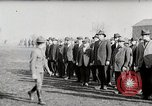 Image of Training American soldiers World War 1 United States USA, 1917, second 2 stock footage video 65675025430