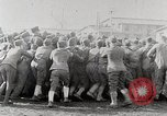Image of American soldiers training United States USA, 1917, second 8 stock footage video 65675025431