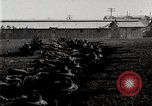 Image of US army troops training in World War I United States USA, 1917, second 12 stock footage video 65675025435