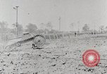 Image of World War 1 U.S. Army Ford tank testing United States USA, 1918, second 5 stock footage video 65675025440