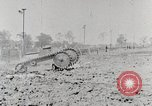 Image of World War 1 U.S. Army Ford tank testing United States USA, 1918, second 6 stock footage video 65675025440