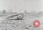 Image of World War 1 U.S. Army Ford tank testing United States USA, 1918, second 8 stock footage video 65675025440