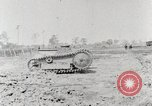Image of World War 1 U.S. Army Ford tank testing United States USA, 1918, second 10 stock footage video 65675025440