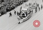 Image of US Army soldiers heading to World War I United States USA, 1917, second 7 stock footage video 65675025441