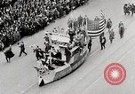 Image of US Army soldiers heading to World War I United States USA, 1917, second 9 stock footage video 65675025441