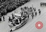 Image of US Army soldiers heading to World War I United States USA, 1917, second 10 stock footage video 65675025441