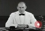 Image of Secretary Henry Morgenthau Jr Washington DC USA, 1934, second 10 stock footage video 65675025445