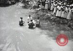 Image of Baptism Ceremony Montgomery Alabama USA, 1934, second 4 stock footage video 65675025446