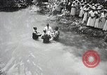Image of Baptism Ceremony Montgomery Alabama USA, 1934, second 5 stock footage video 65675025446