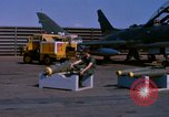 Image of United States Air Force armament team Phu Cat Vietnam, 1968, second 5 stock footage video 65675025449