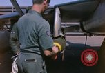 Image of United States Air Force airmen fuse 500 lb GP bombs Phu Cat Vietnam, 1968, second 4 stock footage video 65675025450