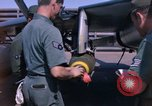 Image of United States Air Force airmen fuse 500 lb GP bombs Phu Cat Vietnam, 1968, second 7 stock footage video 65675025450