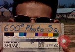 Image of Air Force base construction site Phu Cat Vietnam, 1966, second 6 stock footage video 65675025456