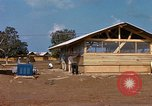 Image of 819th CES construction area Phu Cat Vietnam, 1966, second 8 stock footage video 65675025460