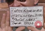Image of 819th CES construction area Phu Cat Vietnam, 1966, second 4 stock footage video 65675025461