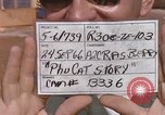 Image of 819th CES construction area Phu Cat Vietnam, 1966, second 5 stock footage video 65675025461