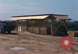 Image of 819th CES construction area Phu Cat Vietnam, 1966, second 8 stock footage video 65675025461