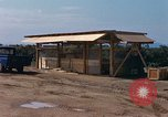 Image of 819th CES construction area Phu Cat Vietnam, 1966, second 9 stock footage video 65675025461