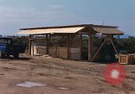 Image of 819th CES construction area Phu Cat Vietnam, 1966, second 10 stock footage video 65675025461
